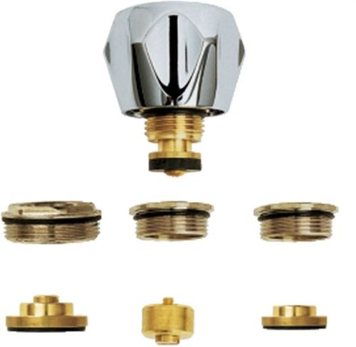 Deva MCK001 Universal Conversion Kit Brass Handle